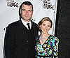 Slide Photo of Scarlett Johansson and Liev Schreiber at Afterparty For Show in NYC
