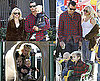 Photos of Gwen Stefani, Gavin Rossdale, Kingston Rossdale, And Zuma Rossdale Spending Their Weekend Together in LA