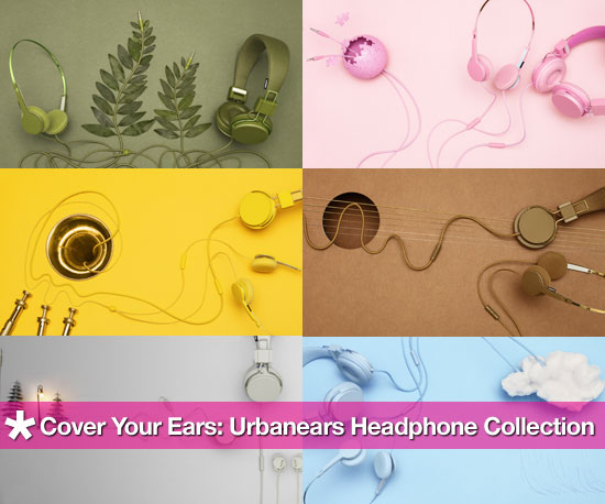 Cover Your Ears: Urbanears Headphone Collection