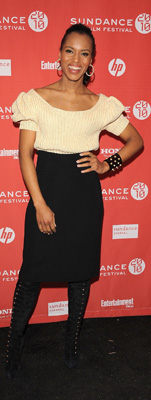 Kerry Washington 2010 Sundance Style