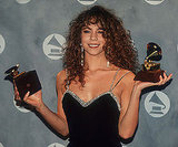 Mariah Carey had a Grammy in each hand in 1991.