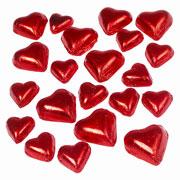 Chocolate Heart Candy