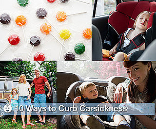 Tips to Prevent Car Sickness for Kids