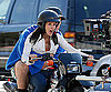 Slide Photo of Courteney Cox on Cougar Town Set 2010-01-28 11:30:00