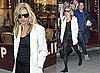 Photos of Kate Moss And Jamie Hince Together in Paris After Her Longchamp Party