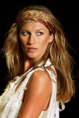 Gisele Post Baby Body