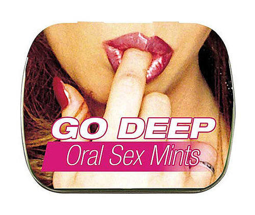 Oral Sex Mints — Love It or Leave It?