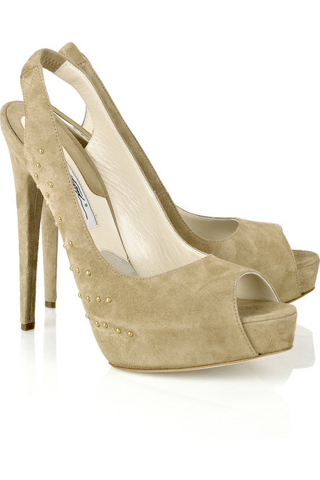 Approx $770, Brian Atwood from Net-a-Porter