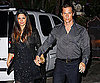 Slide Photo of Camila Alves and Matthew McConaughey in Malibu