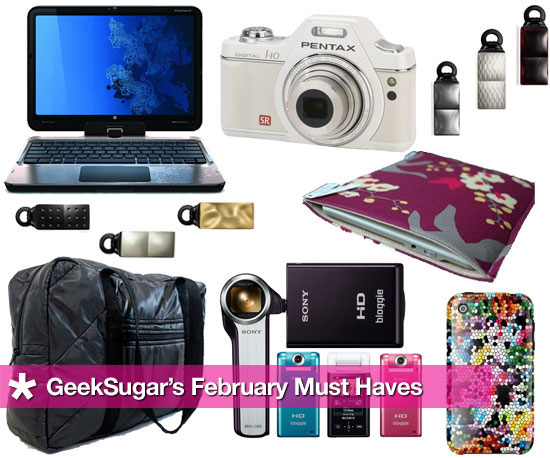 GeekSugar&#039;s February Must Haves