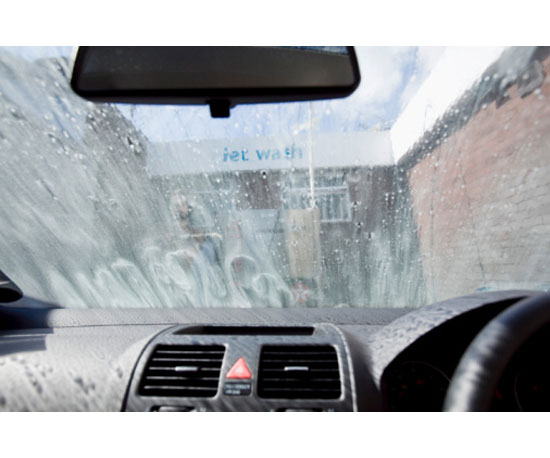Drive-Thru Car Washes