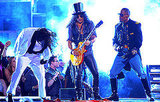 """Blame It"" With Jamie Foxx, T-Pain, and Slash"