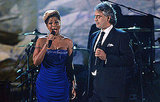 Mary J. Blige and Andrea Bocelli's Haiti Tribute