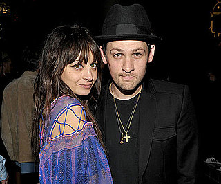Slide Photo of Joel Madden and Nicole Richie at Grammys Afterparty