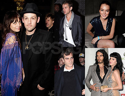 Photos From 2010 Grammy Awards Afterparties With Nicole Richie, Joel Madden, Lindsay Lohan, Katy Perry, and Russell Brand 2010-02-01 09:15:10
