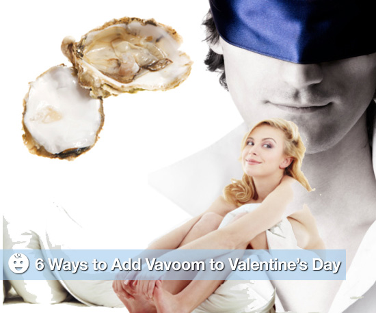 6 Ways to Add Vavoom to Valentine's Day