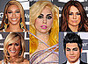 Wow Brows At the Grammy Awards, Lady Gaga Grammy's, Beyonce Grammy's, Carrie Underwood Grammy's, Adam Lambert Grammy's 2010-02-01 02:56:52