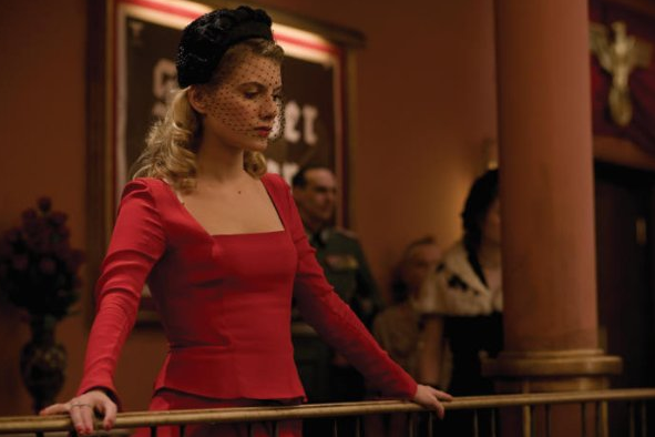Melanie Laurent, Inglourious Basterds