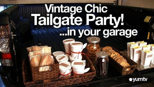 Super Bowl Party, Tailgate Party