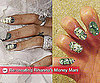 How to Make Rihanna&#039;s Money Manicure at Home