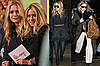 Photos of Mary-Kate and Ashley Olsen at Good Morning America