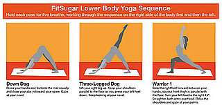 Lower Body Yoga Sequence Workout