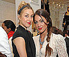 Slide Photo of Whitney Port and Roxy Olin Posing Together at a Party in NYC