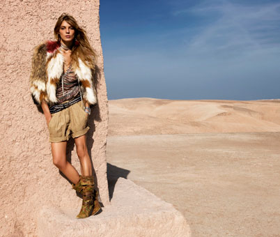 Fab Ad: Isabel Marant, Spring '10