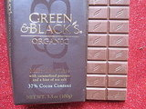 Green & Black's Milk Chocolate Peanut Bar
