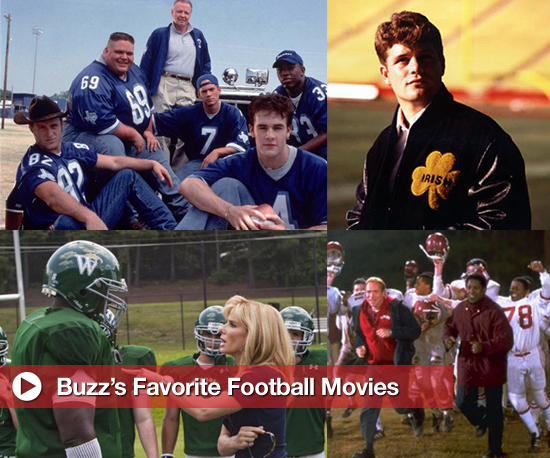 Buzz's Favorite Football Movies