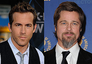 Ryan Reynolds and Brad Pitt in Talks to Play Leading Man Matt Dillon in Gunsmoke Movie 2010-02-05 12:30:59