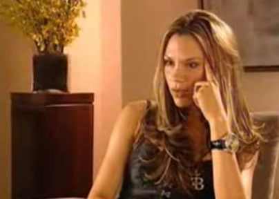 Flashback Friday: Victoria Beckham's Sweet Interview With Kids