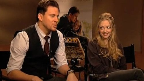 Channing Tatum Interview For Dear John Movie 2010-02-05 10:00:00