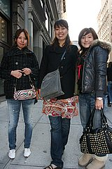 On the Street in NYC - 1543