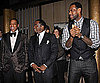 Photo Slide of Jay-Z, Diddy, And LeBron James Together in Dallas For The Two Kings Dinner