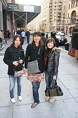 On the Street in NYC - 1542