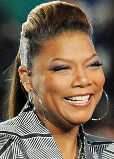 Queen Latifah Super Bowl Smoky Eye Makeup Tutorial