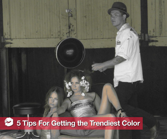 5 Insider Tips For Getting the Trendiest Hair Color