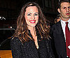 Slide Photo of Jennifer Garner at The Late Show
