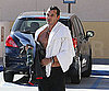 Slide Photo of Gavin Rossdale Leaving Gym