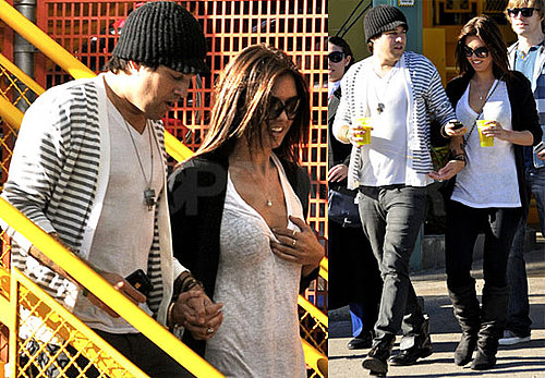 Audrina Patridge and Ryan Cabrera Keep Riding the PDA Train — Cute Couple or Totally Fake?