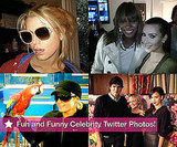 Fun and Funny Celebrity Twitter Photos!