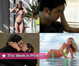 Slideshow of Best Photos of Jennifer Aniston in a Bikini, Brooklyn Decker Swimsuit Issue, Brad Pitt and Angelina Jolie Kissing