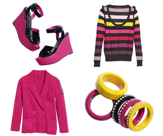 Sonia Rykiel For H&M Knitwear Collection, Piece by Piece