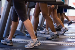 How to Deal With a Treadmill Hog
