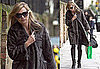 Photos of Kate Moss Heading Home in London