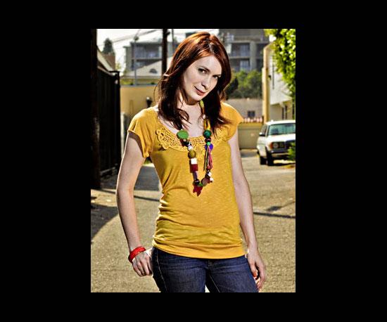 Felicia Day of The Guild