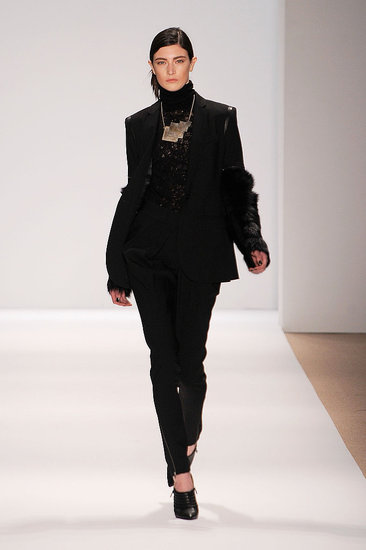 New York Fashion Week: Yigal Azrouel Fall 2010