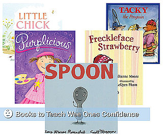 Children's Books to Help Teach Confidence to Youngsters