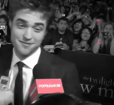 Contest to Interview Robert Pattinson at Remember Me Premiere 2010-02-12 14:40:00